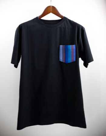 Basic Bio Taschen Shirt (men) Azul Black