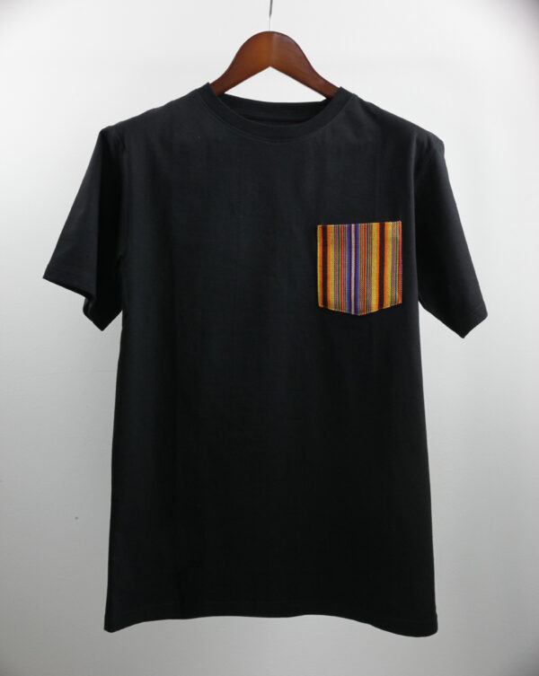 Basic Bio Taschen Shirt (men) Yellows Black