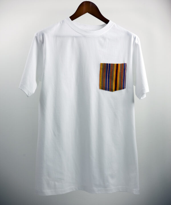 Basic Bio Taschen Shirt (men) Yellows White