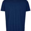 Basic Bio T-Shirt Rundhals (men) Nr.2 Azure Blue - S