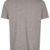 Basic Bio T-Shirt Rundhals (men) Nr.2 Grey - S