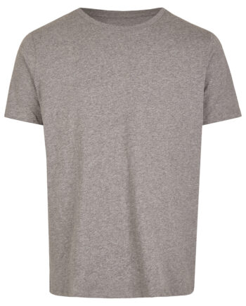Basic Bio T-Shirt Rundhals (men) Nr.2 Grey