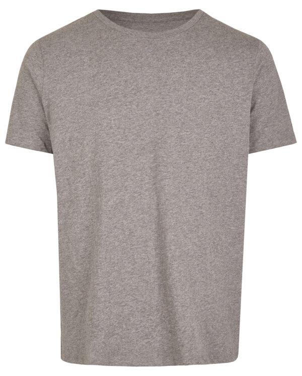 Basic Bio T-Shirt Rundhals (men) Nr.2 Grey