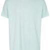 Basic Bio T-Shirt Rundhals (men) Nr.2 Mint Blue - S