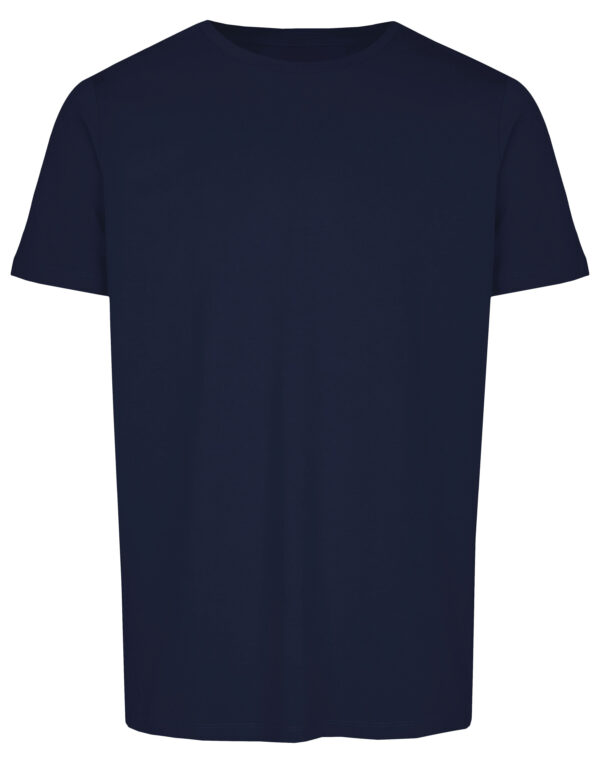 Basic Bio T-Shirt Rundhals (men) Nr.2 Nightblue