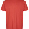 Basic Bio T-Shirt Rundhals (men) Nr.2 Coral Red - S