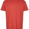 Basic Bio T-Shirt Rundhals (men) Nr.2 Coral Red - S