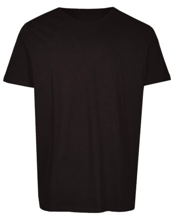 Basic Bio T-Shirt Rundhals (men) Nr.2 Black