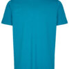 Basic Bio T-Shirt Rundhals (men) Nr.2 Petrol - S