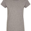Basic Bio-T-Shirt Rundhals (Ladies) Nr.2 Grey - S