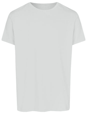 Basic Bio T-Shirt Rundhals (men) Nr.2 White