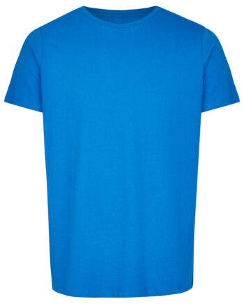 Basic Bio T-Shirt Rundhals (men) Nr.2 Royal Blue