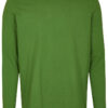 Basic Bio Langarm T-Shirt (men) Nr.2 Green - S