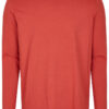 Basic Bio Langarm T-Shirt (men) Nr.2 Red - S