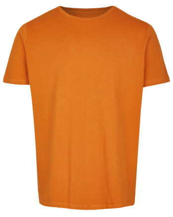 Basic Bio T-Shirt Rundhals (men) Nr.2 Red Sand