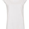 Basic Bio-T-Shirt Rundhals (Ladies) Nr.3 White - S