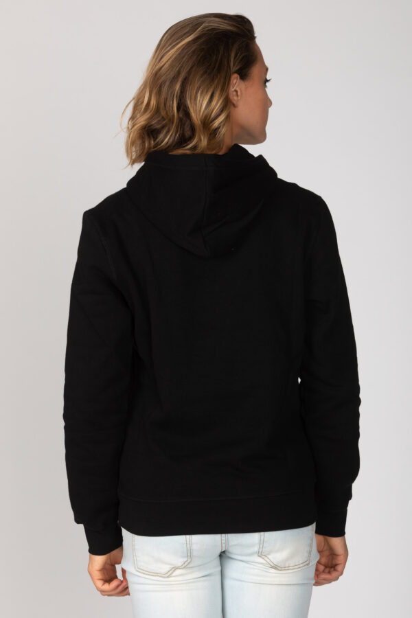 Basic Bio Hoody Black (Ladies) Nr.1