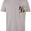 Basic Bio Taschen Shirt (men) Curves Grey - S