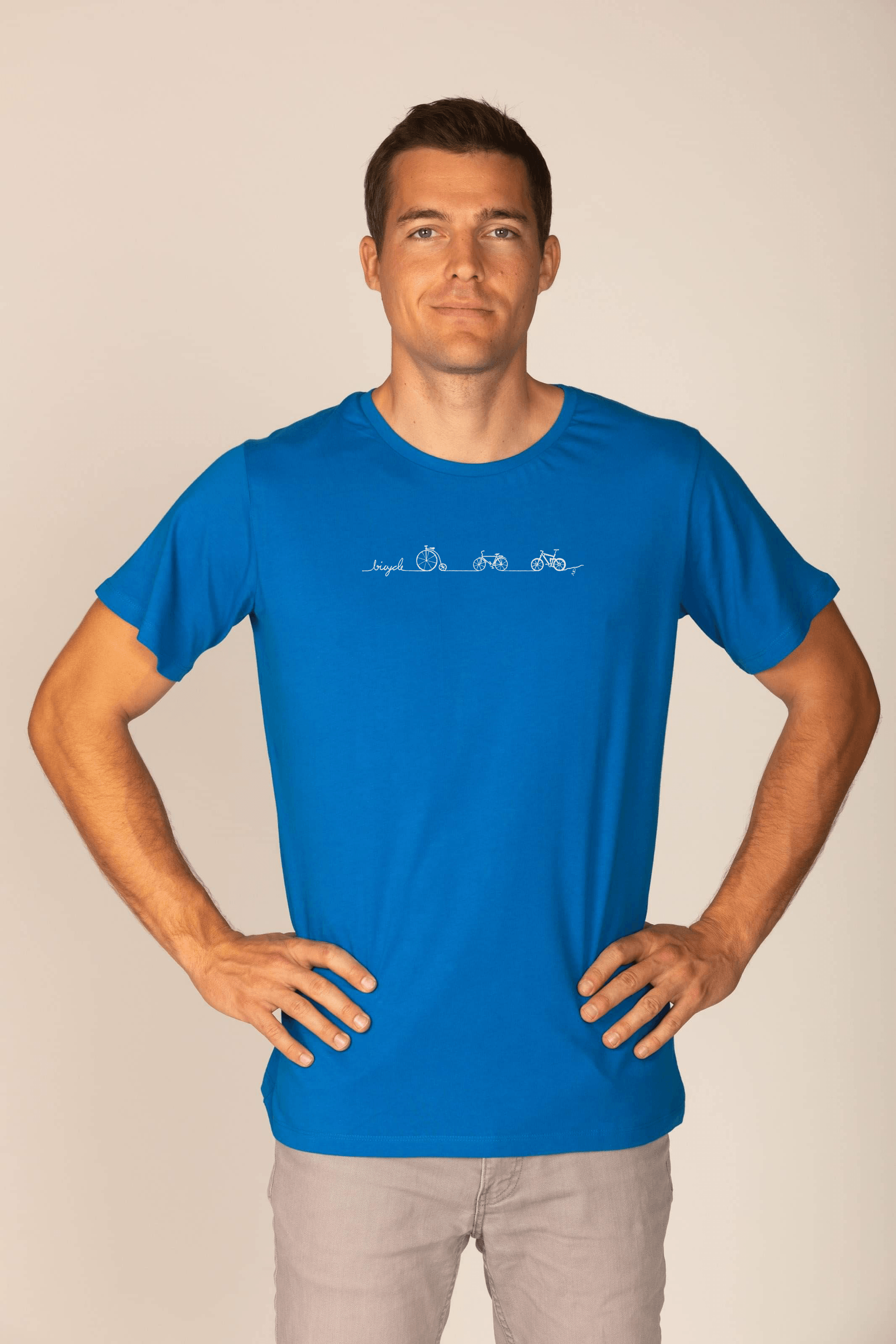 Herren Königsblau2 - Weltladen