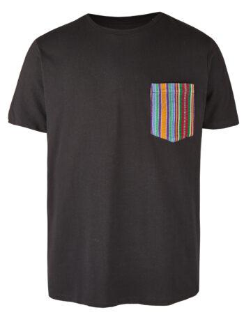 Basic Bio Taschen Shirt (men) Ipanema Black