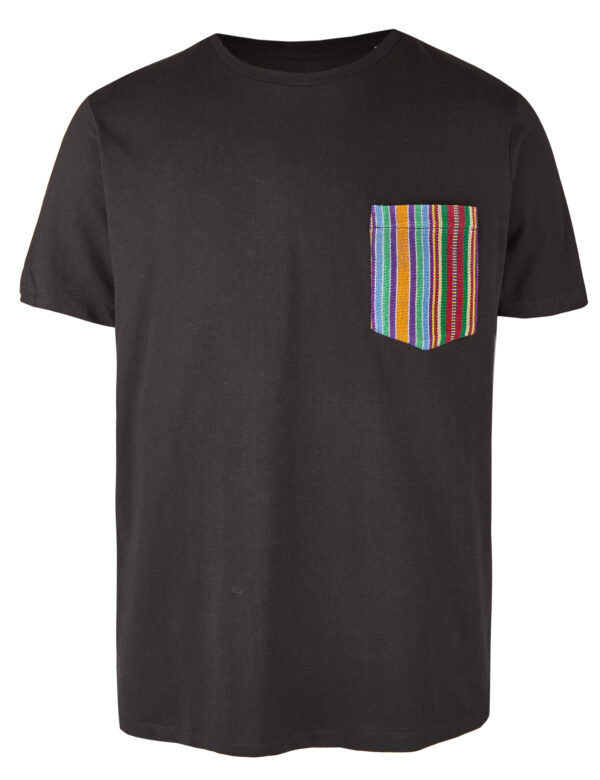 Basic Bio Taschen Shirt (men) Ipanema Black