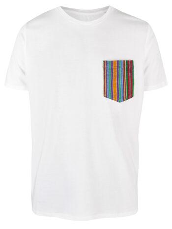 Basic Bio Taschen Shirt (men) Ipanema White