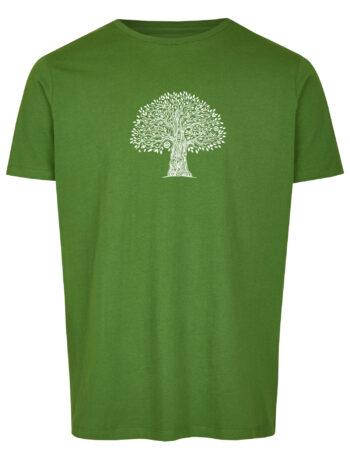 Basic Bio T-Shirt (men) Life Tree Green